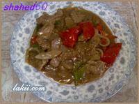 لحم العجل على الطريقه الصينيه Nsaym11